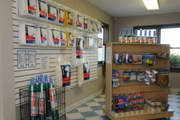 Cottage Grove Merchandise Display