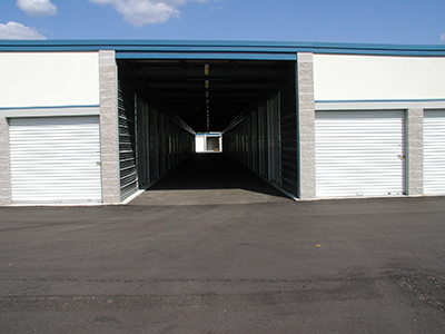 Blaine, Minnesota Location Outdoor Storage Units