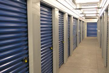 Blaine, Minnesota Interior Self Storage Units