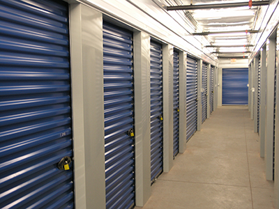 Blaine, Minnesota Interior Self Storage Units