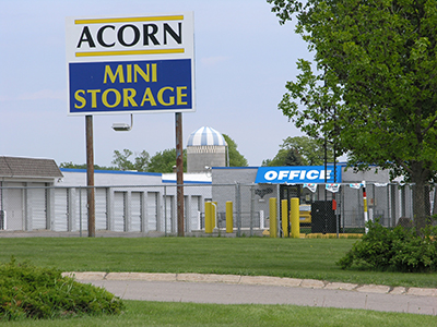 Pay Online Self Storage Units Acorn Mini Storage
