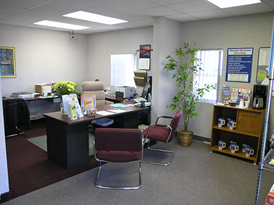 Chaska, Minnesota Location Front Office