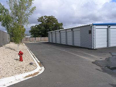Chaska, Minnesota Location Outdoor Storage Units