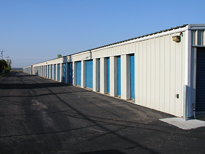Outdoor Storage Units at the Cottage Grove, Minneapolis Location