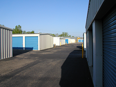 Cottage Grove Outdoor Self Storage Units