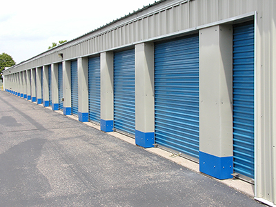 Cottage Grove, Minnesota Outdoor Self Storage Units