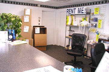 Eagan, Minnesota Location Front Office