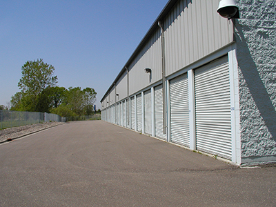 Outdoor Eagan, Minnesota Storage Units