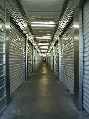 Indoor Eagan, Minnesota Self Storage Units