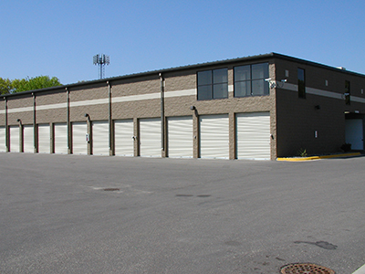 Outdoor Storage Units at Inver Grove Heights, Minnesota