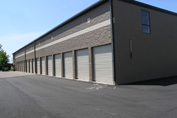Outdoor Storage Units at Maplewood, Minnesota Location
