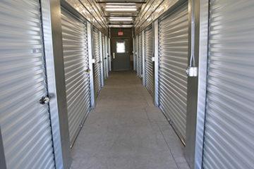 Maplewood, Minnesota Interior Self Storage Units