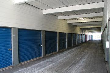 Storage Units at the North Minneapolis Location