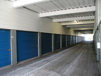 Storage Units at the North Minneapolis Location