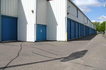 North Minneapolis Location Outdoor Storage Units