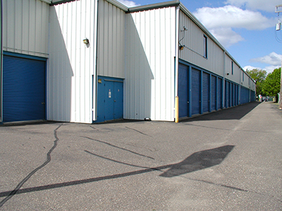 North Minneapolis Location Outdoor Storage Units