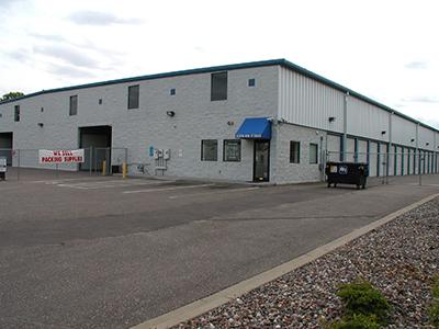 Exterior of Northeast Minneapolis Location