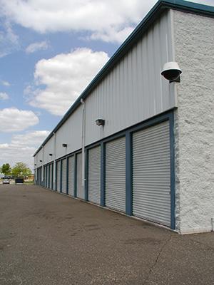 Northeast Minneapolis Location Outdoor Storage Units