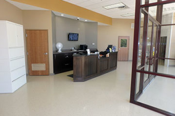 Roseville, Minnesota Front Office