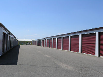Outdoor Shakopee, Minnesota Storage Units