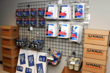 Storage and packing supplies for sale